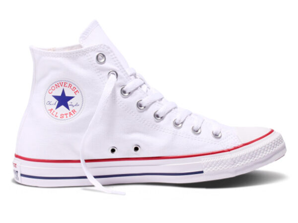Converse Chuck Taylor All Star High белые (35-45)