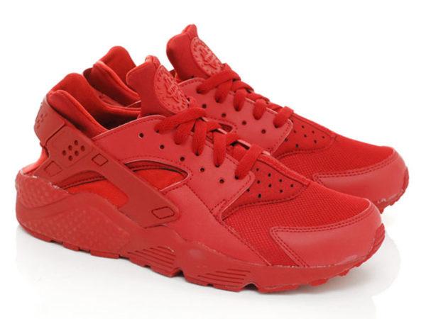 Nike Air Huarache Varsity красные (40-45)