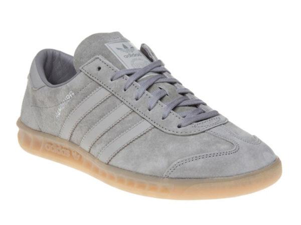 Adidas Hamburg серые (40-45)