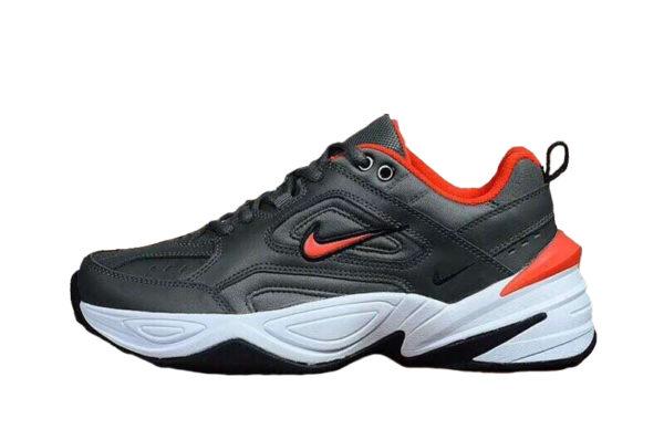Nike m2k tekno gray серый мужские 40-44