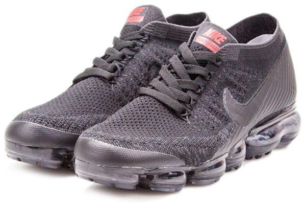 Nike Air VaporMax Flyknit серые 40-44
