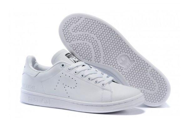 Adidas Stan Smith White белые (41-43)