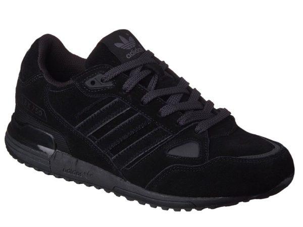 Adidas ZX 750 черные (40-45)