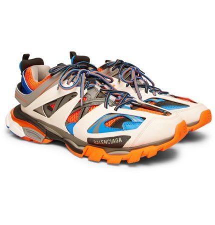 Кроссовки Balenciaga Track разноцветные (35-44)
