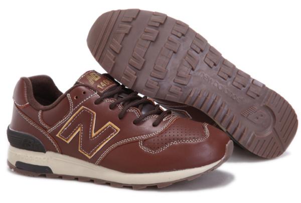 New Balance 1400 кожаные коричневые (40-45)