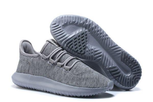 Adidas Tubular Shadow Knit серые (39-44)