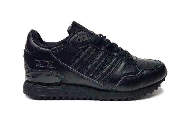 Adidas ZX 750 кожа черные (40-45)
