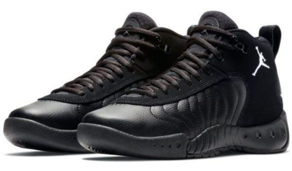 Nike Jordan Jumpman Pro черные (Black) (40-46)