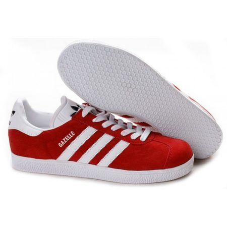 Adidas Gazelle красные (40-45)