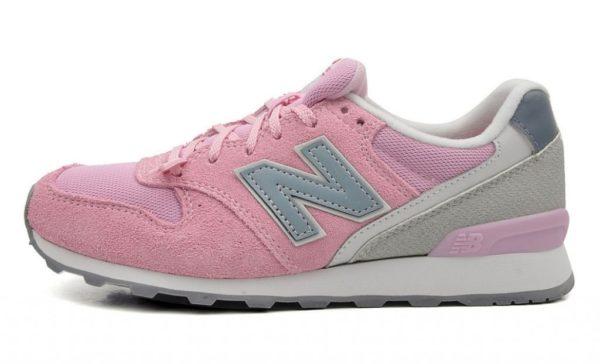 New Balance 996 розовые с серым (35-38)