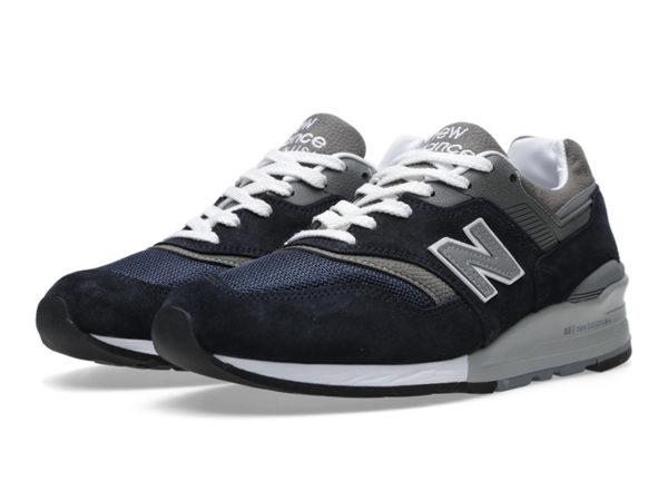 New Balance 997 темно-синие (40-44)