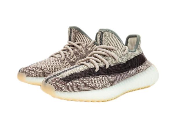 Коричневые кроссовки Adidas