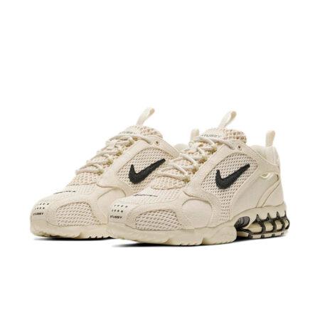 Nike Air Zoom Spiridon Caged 2 бежевые мужские-женские (35-44)