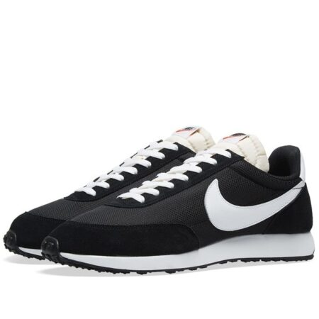Nike Tailwind бело-черные мужские (40-44)